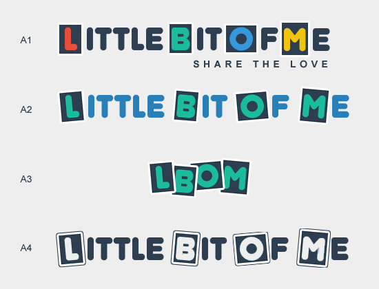 Little Bit Of Me Logo (Draft 1)